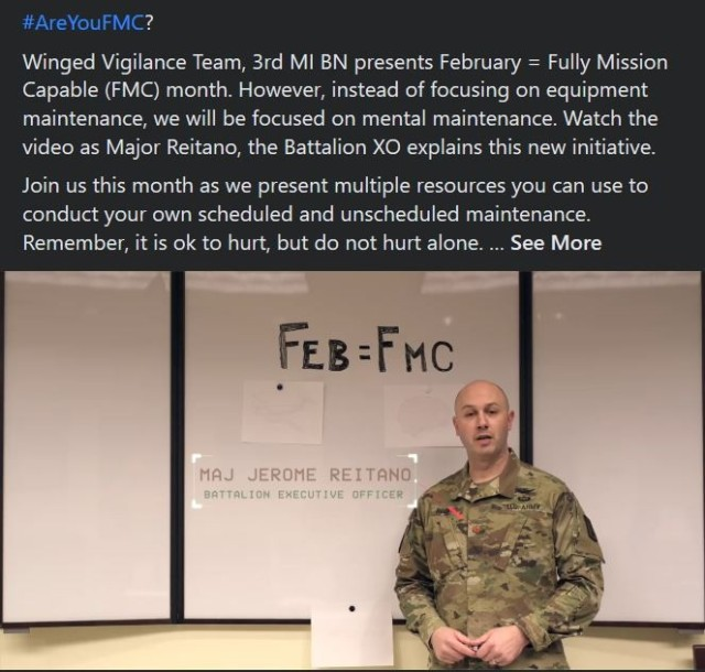 FMC Month Explained
