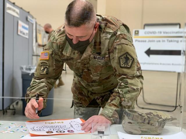 soldier vaccine