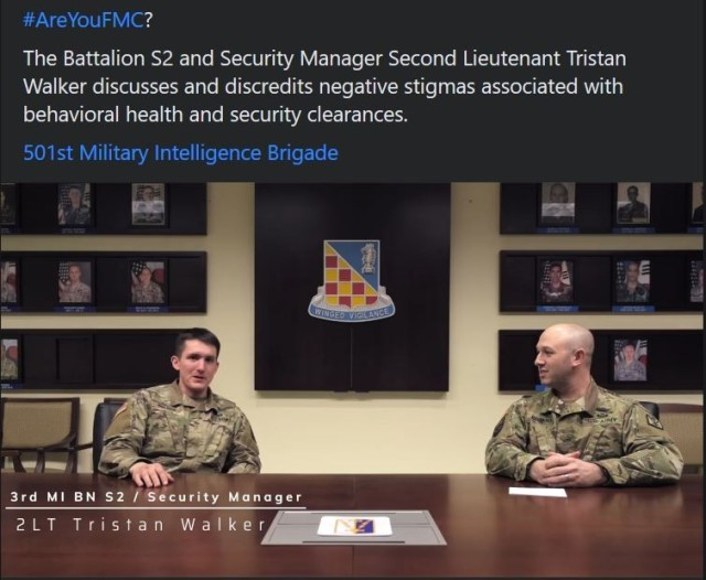 Mental Health and Security Clearances