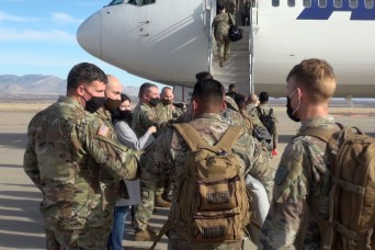 Fort Report: B Company, 40th ESB deploys to Operation Atlantic Resolve
