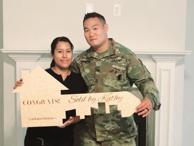 Recruiter finds right direction by joining Army
