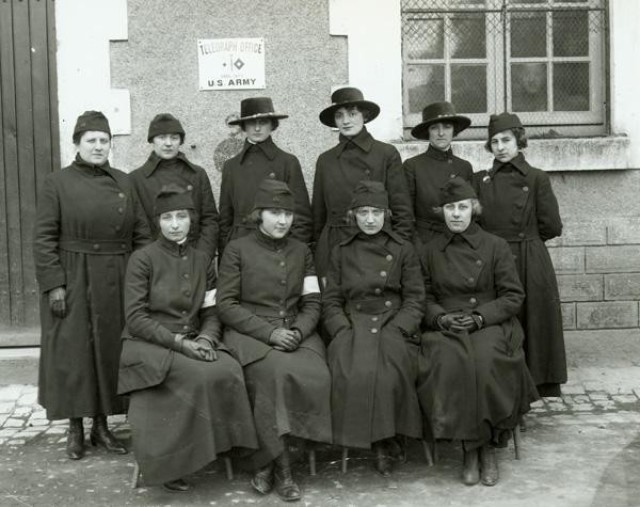 """Nicknamed """"Hello Girls,"""" bilingual telephone operators played a key and often overlooked role in World War I."""