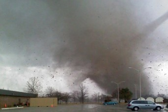 Peak tornado season in Missouri begins this month