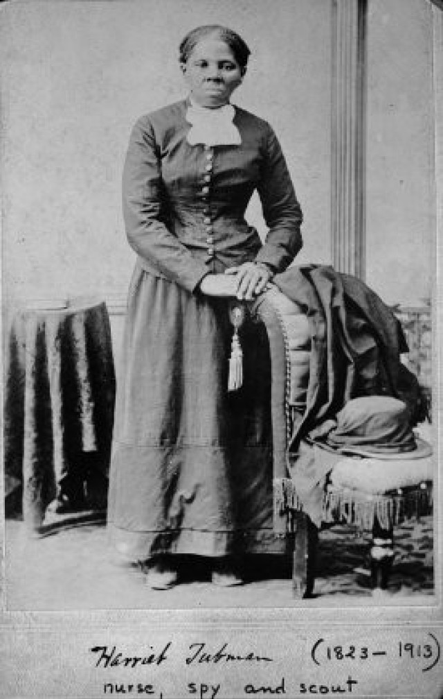 Portrait of Mrs. Harriet Tubman Davis 1871-1876