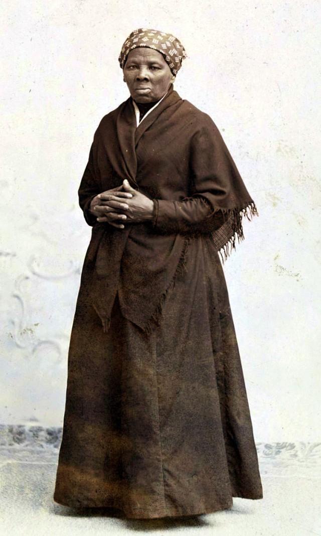 Mrs. Harriet Tubman Davis