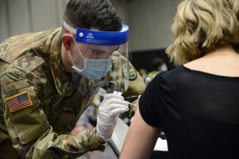 Oregon National Guard expands COVID-19 vaccinations