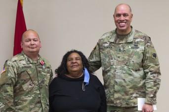 Guardsman awarded Oklahoma Star of Valor for saving neighbor