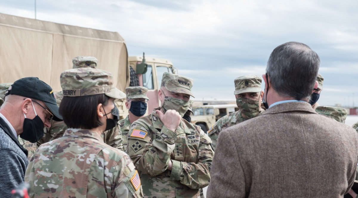 Army sustainers empowering modernization