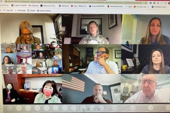 Maj. Gen. Werner Meets Virtually With Macomb County Leaders