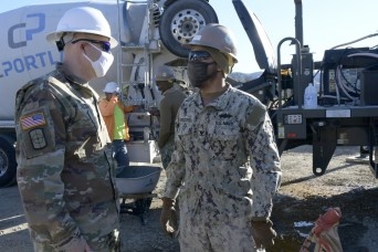 Long-standing Navy-Army Partnership at Fort Hunter Liggett