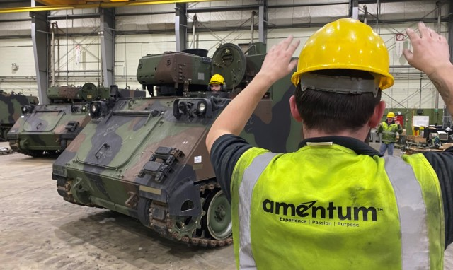 Mannheim APS-2 site receives next-generation self-propelled artillery systems