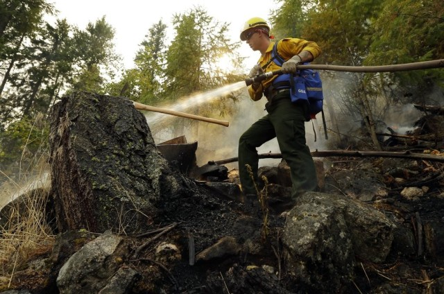 JBLM springs forward with fire safety tips