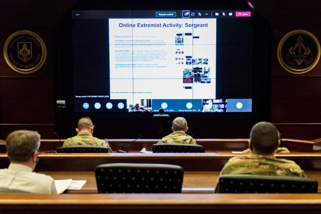 MSCoE, Fort Leonard Wood begins extremism stand down