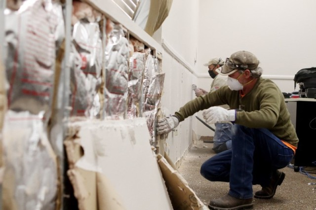 MICC provides support to Fort Sill after weeklong Arctic freeze