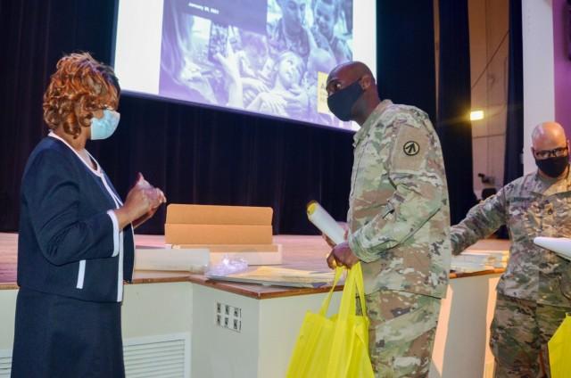 AER Fundraising Drive kicks off at Joint Base Langley-Eustis