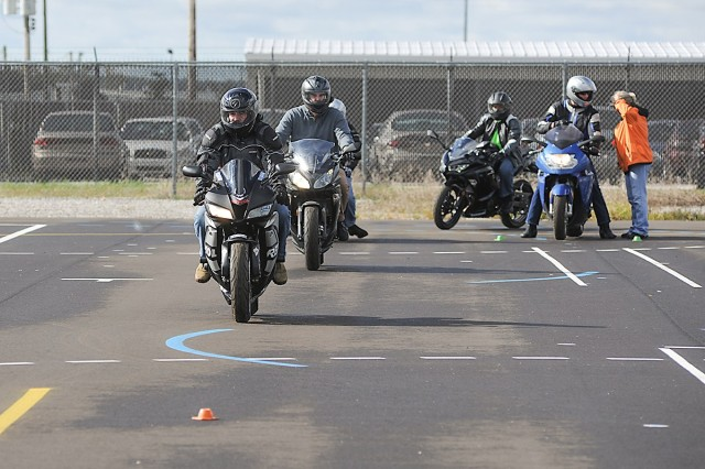 Installation motorcycle safety courses to start March 30