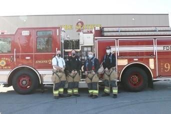 New fire engine enhances Fort Drum firefighting capabilities