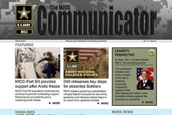 March MICC Communicator