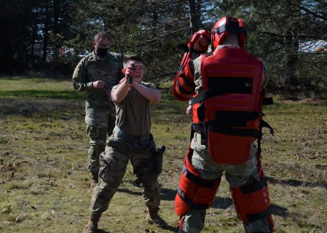 JBLM Soldiers, Airmen tased, pepper sprayed during Dragon Fighter Academy