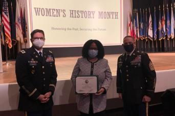 Fort Hamilton celebrates Women's History Month