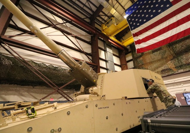 Autoloader systems speeds rate of artillery fire