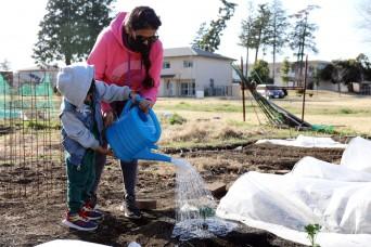 USAG Japan community garden still growing strong
