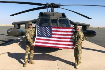 15 years later, pilots reunite for Mideast flight mission