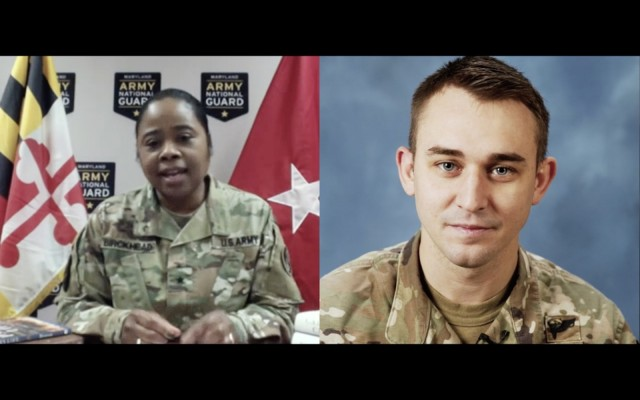 Variety key for Army National Guard podcast