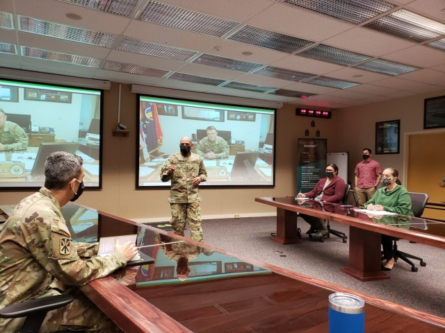 NCOLCoE hosts extremism stand down