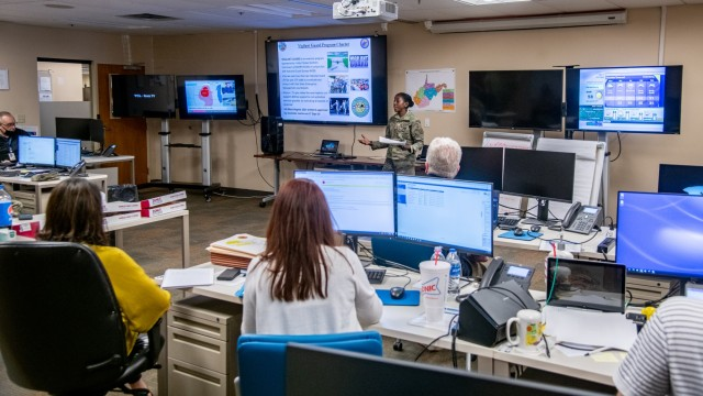 WVNG, emergency management division plan Vigilant Guard 2021