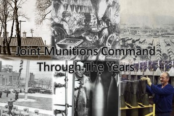Joint Munitions Command History