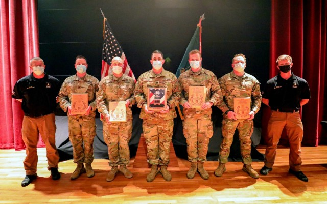Guardsmen excel in All Army Marksmanship Championships