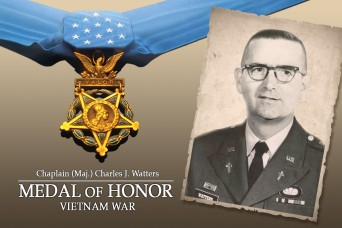 U.S. Army Chaplain Corps Medal of Honor recipients