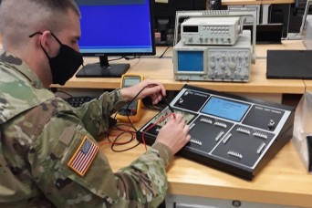 Ordnance school modernizes electronic maintenance training with BEMT II