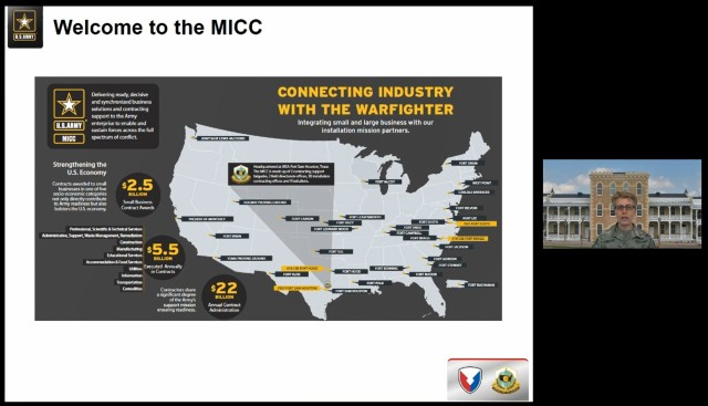 MICC conducts nationwide industry outreach