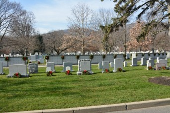 Army Corps improves historic cemetery for the living USMA, West Point