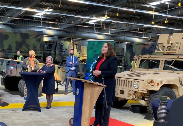 Dutch government pledges 38 million euros to upgrade U.S. Army APS-2 site in Netherlands