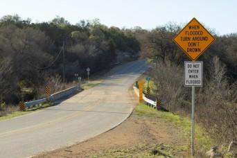 Flash flood season: an annual issue in Central Texas