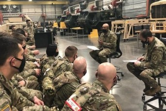 Ordnance professionals conduct extremism stand-down