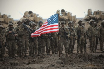 US, Polish and Romanian forces conduct exercise Justice Eagle