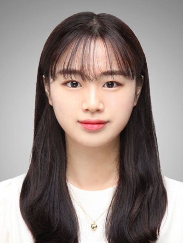 """Shin, Suwon. """"Ester"""" is the Information Technology Intern in S-6 (Information Management)"""