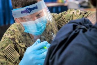 MICC unit supports COVID-19 vaccine sites in Florida, Georgia