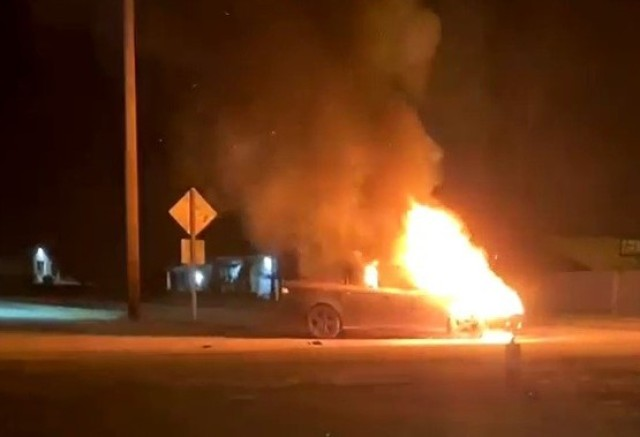 'Run toward the sound of chaos:' Fort Leonard Wood Soldier saves man trapped in burning car