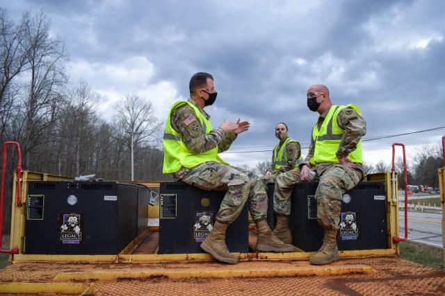 Crane Army Unveils Modernization Efforts to JMC Commander