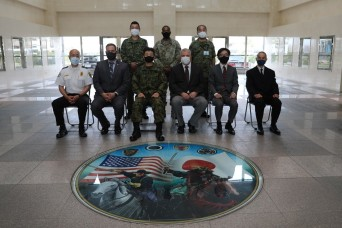 USAG Japan employees recognized for 'continuous support' to Japan Ground-Self Defense Force