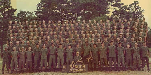 From Ranger School student in '74 to LRC director in '21 – Soldier for Life has amazing career