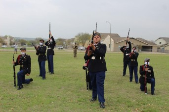Four-peat: Killeen JROTC cadets take top honors at Fort Hood competition