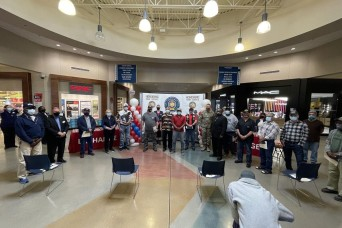 Fort Hood Exchange, commissary honors Vietnam vets