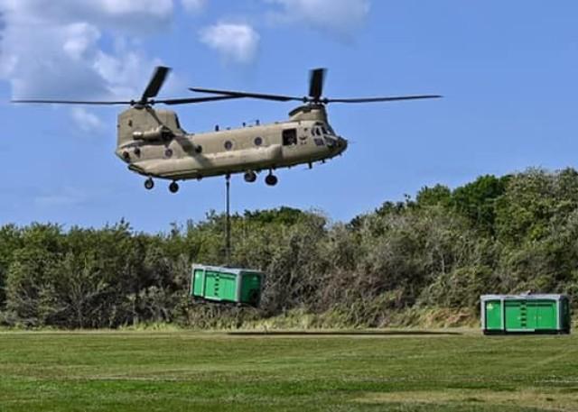 Florida National Guard helps mitigate reservoir leak