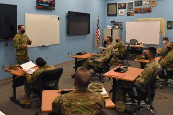 JTAGS initial entry course teaches missile detection